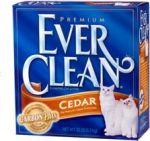 Ever Clean Cedar Scent